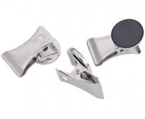Magnetclips Magnetklammer Magnetische Greifclips Magnete mit Klammern Magnet Clips Kühlschrankmagnete mit Klammer