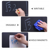 Magnetic Receptive Blackboard