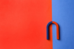 Mit Magnetfarbe Räume gestalten