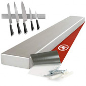 Support magnétique pour outils et couteaux / Porte-couteaux aimanté