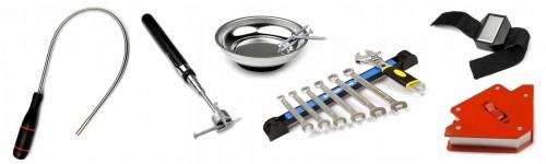 Imánes y equipos magnéticos