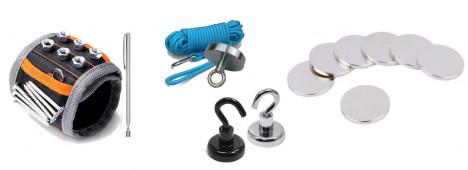 Outils magnétiques et outils utiles pour les ateliers et les entrepôts
