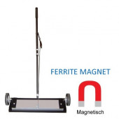 Magnetic Sweepers with ferrite magnets