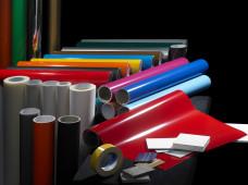 Films et feuilles magnétiques (couleurs variées, telles que des rouleaux ou des pièces brutes)