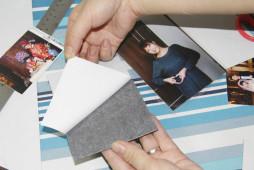 Self Adhesive Plain Magnetic Sheet
