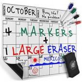 Whiteboard Acessories Marker and Eraser