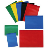 Magnetic colour document pouches