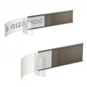 Perfil magnéticos para estanterías o superfícies metálicas