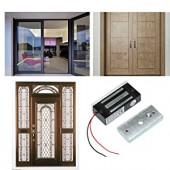 Magnetverschluss für Tür