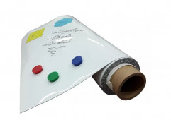 Mur magnétique tableau peinture magnétique idee deco effaçable Memo Board