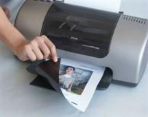 Matte or Glossy Inkjet Printable Magnetic Sheets