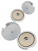 Neodym Topfmagnete Flachgreifer Magnetsysteme