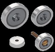 Ferrit Topfmagnete Flachgreifer Magnetsysteme