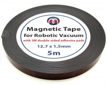 Robotic Vacuum Boundary Tape Magnetic Strip
