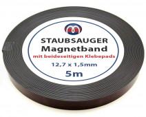 Magnetband für Saugroboter mit Klebepads von 3M