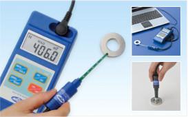 Gauss Meter Handheld Tesla Meter Fluxmeter