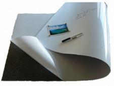 White Gloss Ferro Sheet