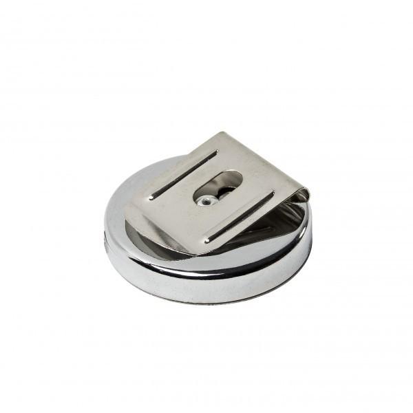 Magnetischer Gürtelklipp/Gürtel-Magnet Clip Ø 51,5mm - Haftkraft 5 kg