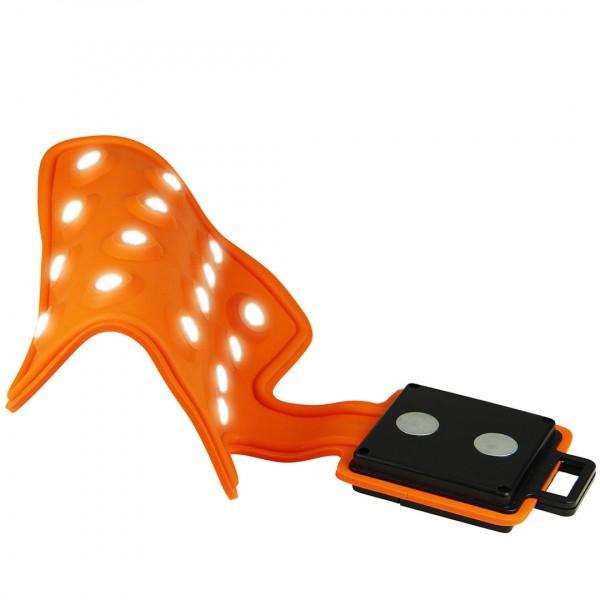 LED Magnet-Leuchte Magnet-Lampe flexibel mit Magneten | 16 LED's - Flexi-Pad - 3