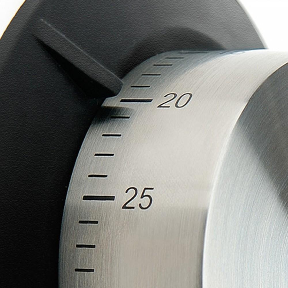 Magnético Cocina Huevo Temporizador Altura: 3 cm P: 8,5 cm L: 8,5 cm ...