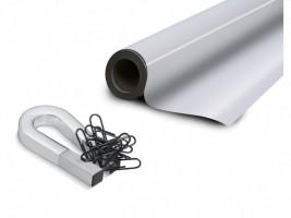 magnetfolie selbstklebend roh braun 0 4mm x 62cm x 100cm magnetfolien rollen zuschnitte. Black Bedroom Furniture Sets. Home Design Ideas