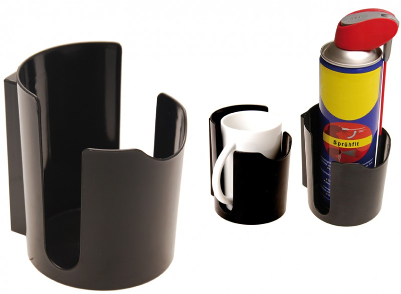 Cup Holder Magnetic 120mm x 90mm Dia