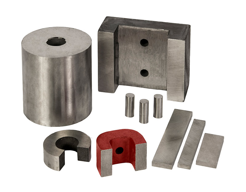 Alnico Magnets Industrial Magnet AlNiCo Permanent Magnets