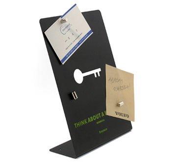 magnettafel magnetpinnwand memoboard magnet weiss 32x13cm. Black Bedroom Furniture Sets. Home Design Ideas