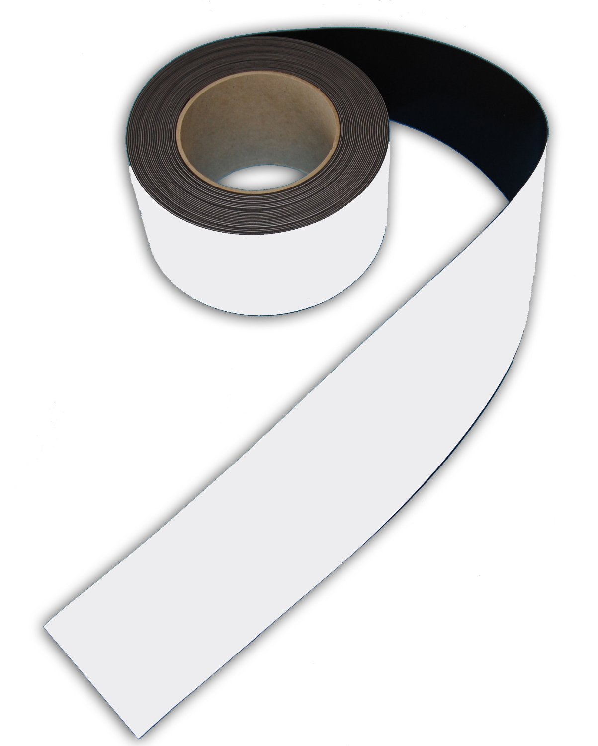 Magnetic tape Marking tape Label Magnets dry-Wipe 0,85 mm x  20 mm x 5 m