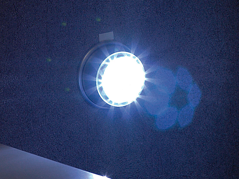 led lampe bewegungsmelder batterie led leuchte. Black Bedroom Furniture Sets. Home Design Ideas