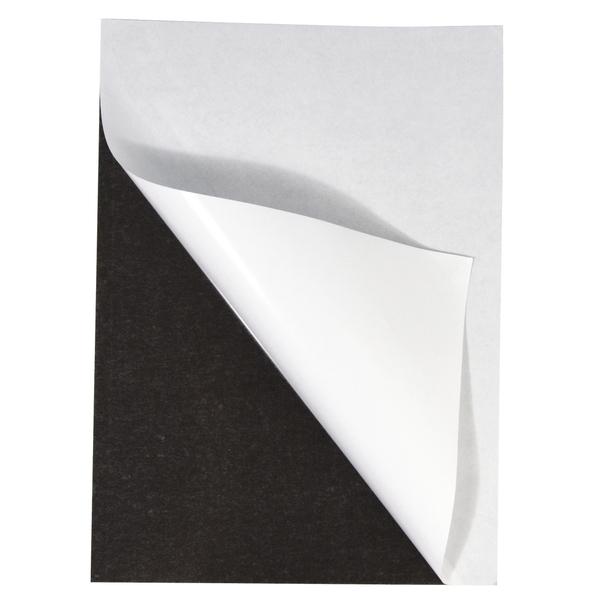 magnetfolie wei schwarz farbig format a4 im online shop kaufen magnosphere. Black Bedroom Furniture Sets. Home Design Ideas
