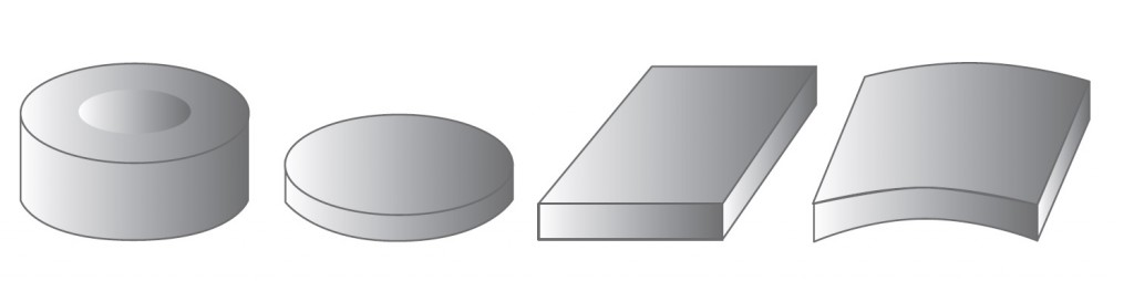Magnetformen