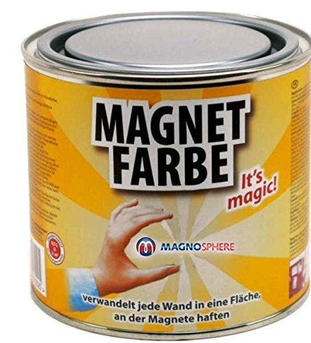 Magnetic Paint / Magnetic Whiteboard Paint