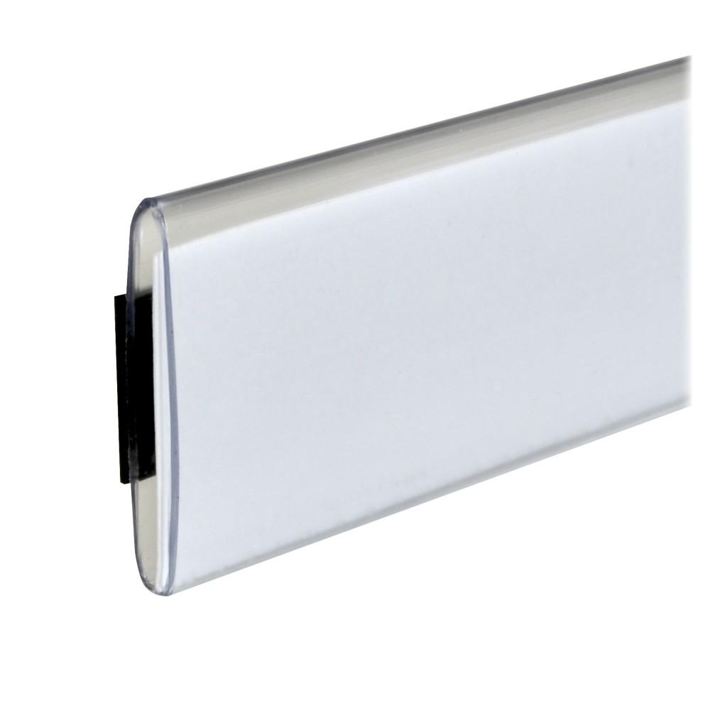 Rail magnetico para divisor de estantería
