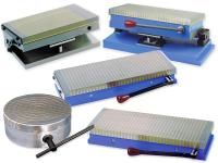 Permanent-Magnet-Spannsysteme: Permanent-Magnet-Spannplatten; Permanent-Magnet-Spannfutter; Permanent-Magnet-Spannwinkel; Permanent-Magnet-Spannblöcke.