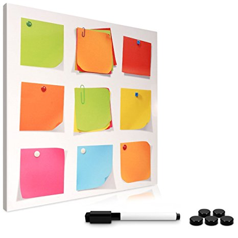 Magnetic Wall Board / Magnetic Dry-Erase / Magnetic Bulletin Board