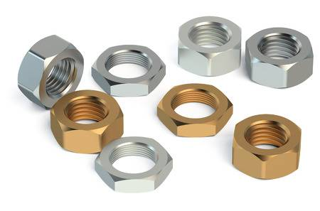 Nuts Fasteners Nuts Wing Nuts Tee Nuts Cage Nuts & Flange Nuts