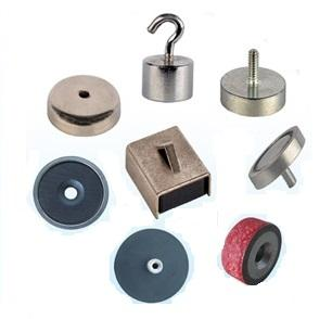 Pot magnets / Cup Magnets / Clamping Magnets