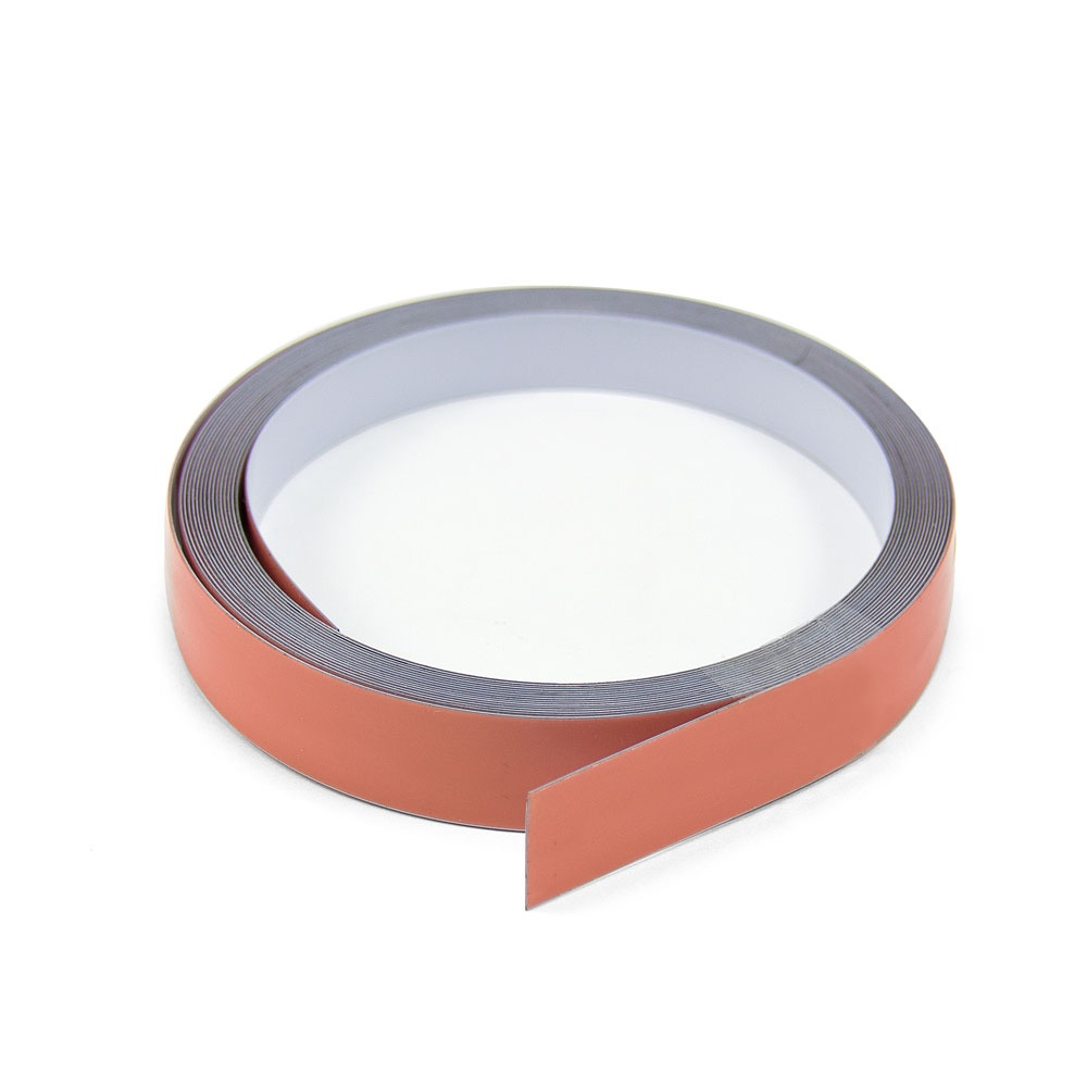 Gloss White Steel Tape with Premium Self Adhesive
