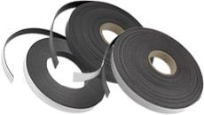 Magnetic Tape Strips High Energy Flexible Magnets for Sale Self-Adhesive Magnet Strips Magnetic Tape. flexible strip magnets