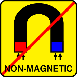 non-magnetic