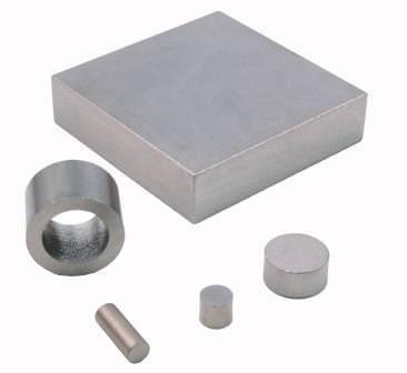 Aimants en néodyme (NdFeB) les aimants super forts, matériau aimants néodyme NdFeB en forme de parallélépipède, de disque, anneau, cube & boule