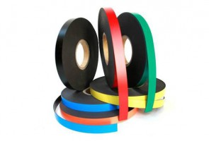 Magnetband Magnetstreifen selbstklebend farbig