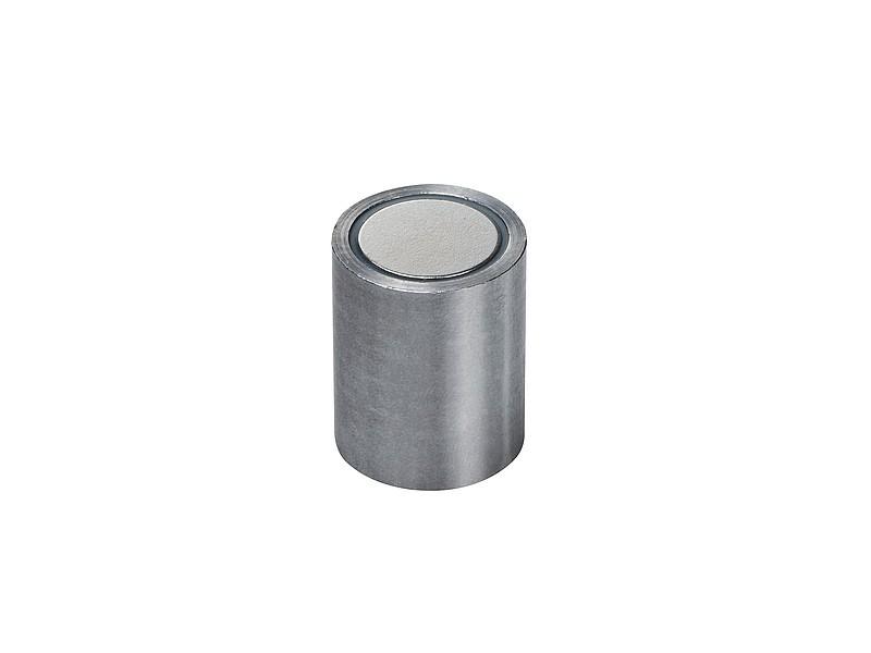 Stabgreifer | Haltemagnet aus Neodym (NdFeB), Passungstoleranz h6, Ø 6mm - 32mm