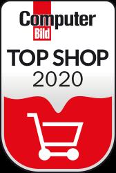 Auszeichnung als Top-Shop-2020