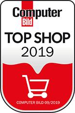 Auszeichnung als Top-Shop-2019